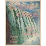 Shredded Wheat Co.Souvenir Booklet, The Wonders of Niagara, Scenic and Industrial, 1914