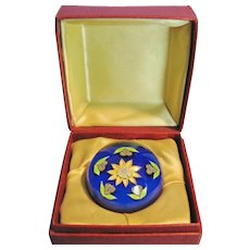 Vintage Perthshire Paperweight, 1980F
