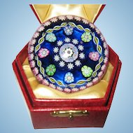 Vintage Perthshire Paperweight, 1980 PP38