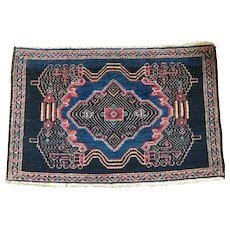 Senneh Bagface-Carpet, Western Iran, Early 20th C.