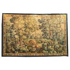 Aubusson Tapestry, Tabard Atelier, France, CA.1930's