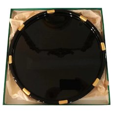 A Fine Japanese Lacquer Tray, CA.1930