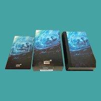 """Mont Blanc """"Jules Verne"""" Pen"""