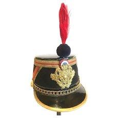 Antique French Military Cap-Paris