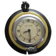 Vintage Art Deco New Haven Pocket Watch JUST REDUCED!