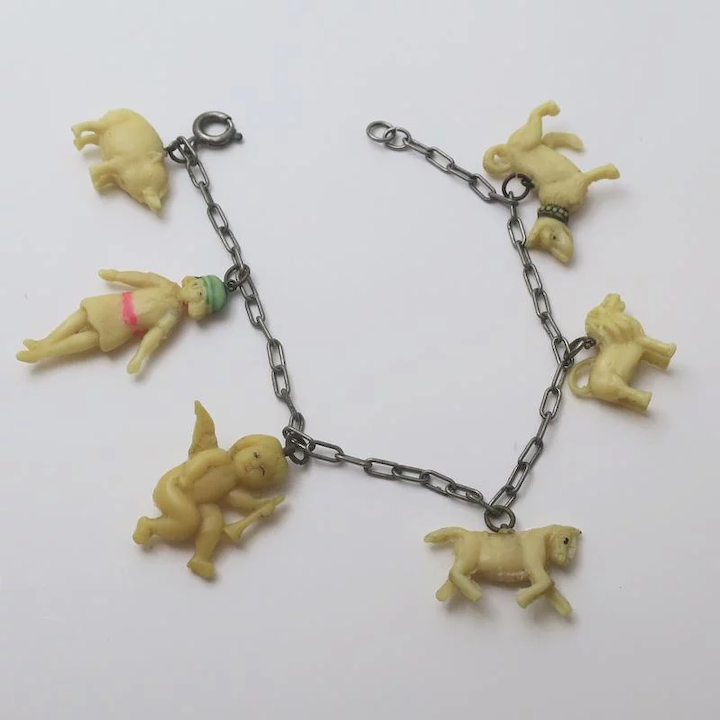 Flute Charm Charms for Bracelets and Necklaces