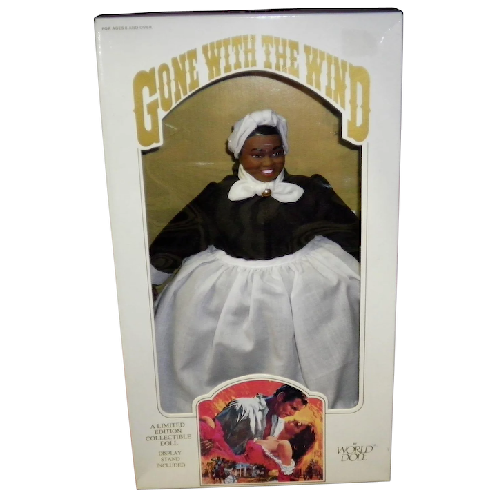 Gone with the Wind MAMMY Doll by World Dolls 1989