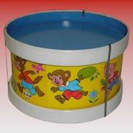 Vintage Ohio Art Co. Toy Drum