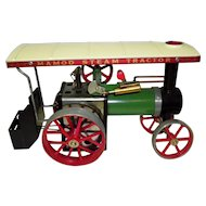 Vintage Mamod Steam Tractor Model TE1A England