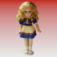 Vintage Ideal TONI Doll P-91 - 1950's