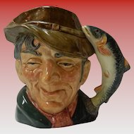 Royal Doulton The Poacher Toby Jug #6429