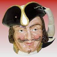 "Royal Doulton ""Capt. Henry Morgan"" #6467 - 1957"