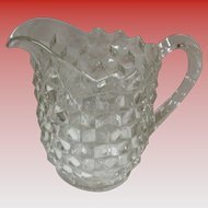 American Fostoria 39 oz. Water Pitcher