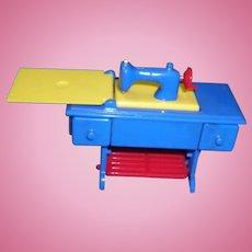 Renwal Dollhouse Sewing Machine