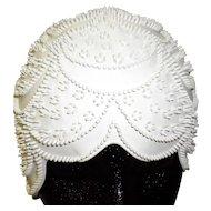 Vintage Rubber Swim Cap by Jantzen