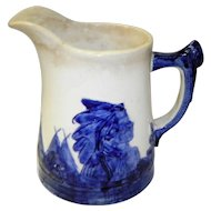"Monmouth Pottery 8"" Sleepy Eye Pitcher"