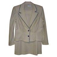 Vintage Miss Joni Skirt and Jacket Suit size 12