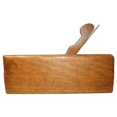 Antique Melville J. Thom Woodworking Molding Plane