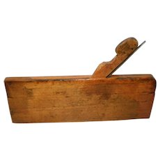 Antique Casey Clark & Co. 1/8 Molding Woodworking Plane