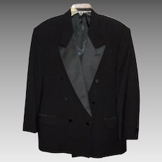"""Vintage Men's Clubman Tuxedo Jacket Size S 38"""""""