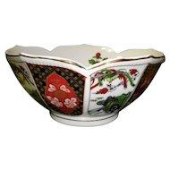 Imari Heritage Vegetable Bowl Expressly Produced For Heritage Mint
