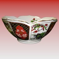 Imari Heritage Vegetable Bowl