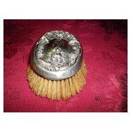 1841 F & B Sterling Silver Hand Brush