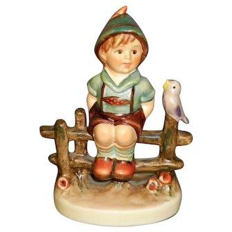 """1938 Hummel Figurine """"Wayside Harmany"""" # 111 3/0"""
