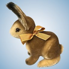 Steiff Springtime Bunny With Tag & Certificate