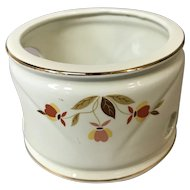 Hall's Superior Autumn Leaf Round Warmer Stand / Candle Holder