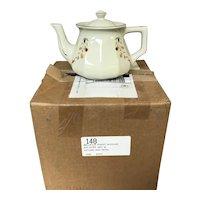 Autumn Leaf N.A.L.C.C. Bellevue Teapot