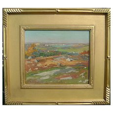 Edward A. Page Oil Painting Landscape