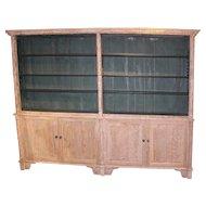 Country English Regency Bookcase circa 1830