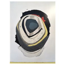 Chris Myott Abstract Oil Painting - Men Like You