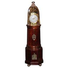 Simon Willard Reproduction Patent Alarm Timepiece or Lighthouse Clock