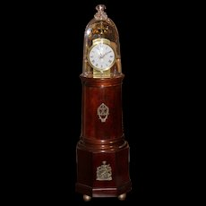 Simon Willard Reproduction Patent Alarm Timepiece or Lighthouse Clock