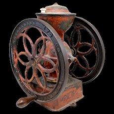 Enterprise Co Philadelphia PA Cast Iron No. 3 Coffee Mill or Grinder