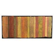 Bessann A.Triplett Abstract Mixed Media Painting - Summer Sunset