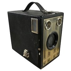 Eastman Kodak Brownie Junior Six-16 Box Camera
