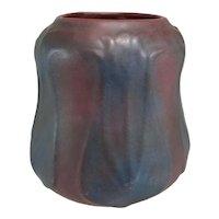 Van Briggle Art Pottery Mulberry Vase circa 1920's