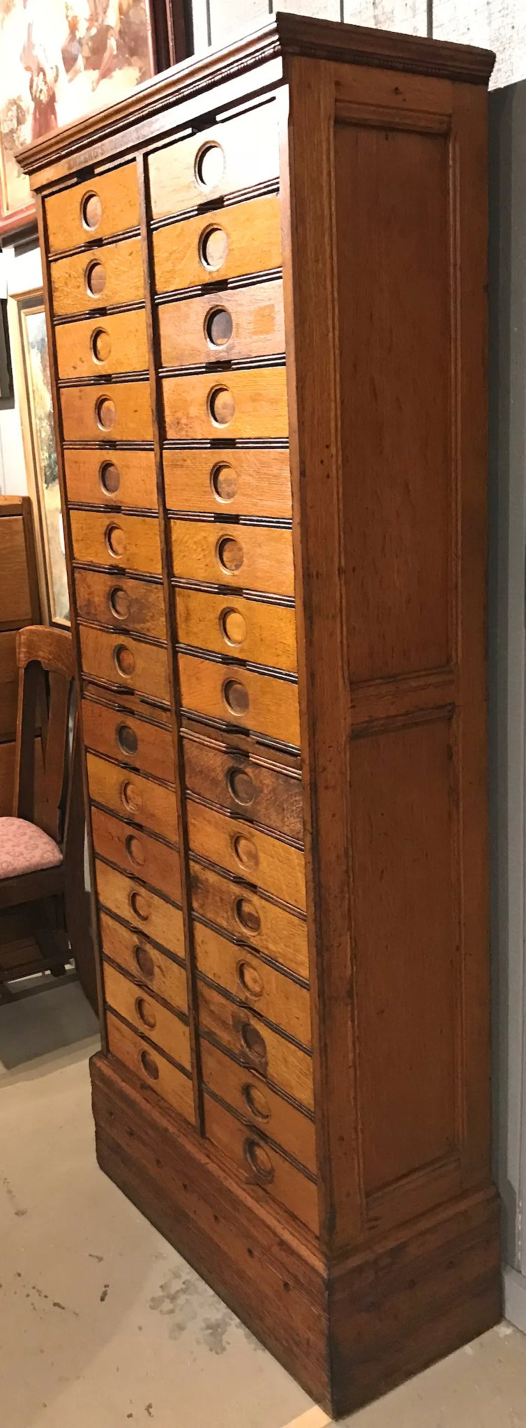 Amberg S Imperial Letter File Multi Drawer Cabinet Circa 1920 New Hampshire Antique Co Op