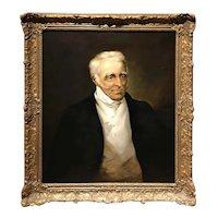 Portrait of Arthur Wellesley, 1st Duke of Wellington, After an M. Claudet Engraving / Daguerreotype