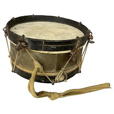 19th Century Child's Drum
