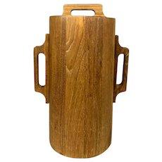 Jens Quistgaard Dansk Danish Modern Wooden Ice Bucket