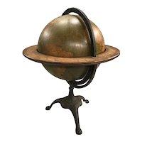 W. & A.K. Johnston Terrestrial Globe by Weber Costello