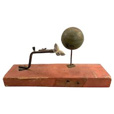 Varujan Boghosian Abstract Expressionist Assemblage Sculpture, Around The World