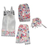 Vintage Francie Fashion Set   First Things First