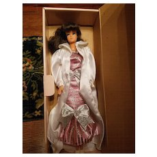 Rare Ma Ba Barbie  Dressed in Pink Evening Made for Japanese Trade  in Original Box