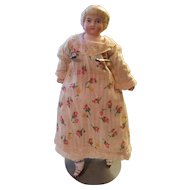 Antique Blond Bisque Child Doll