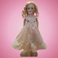 Antique Doll Slip in Eggshell Cotton